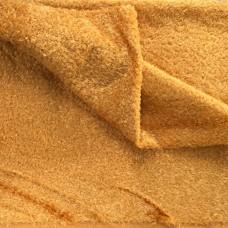 136-3044 - Завитая вискоза для тедди, 7 мм, золотистая