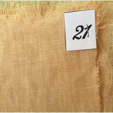 ML-21 Ткань ручного окраса - лён