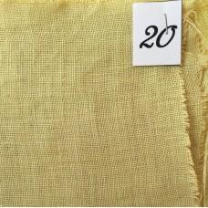 ML-20 Ткань ручного окраса - лён