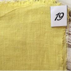 ML-19 Ткань ручного окраса - лён