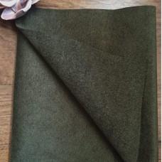 Z-18 - Двусторонняя замша - темно-зеленый