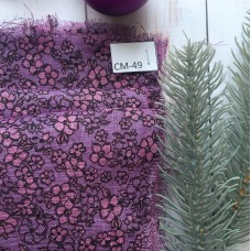 CM-49 Ткань ручного окраса - хлопок