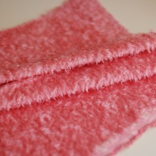 ml-139 - Мохер для тедди, ручной окрас, розовый