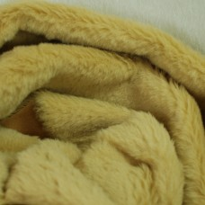 130-3006 - Альпака для тедди Schulte, 22 мм, песочная