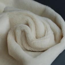 134-3011 - Альпака для тедди Schulte, 9 мм, белая