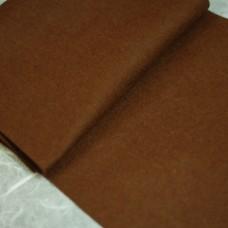 143-3002 - Фетр шерстяной, шоколадный