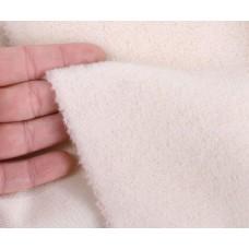 127-3011 - Альпака для тедди Schulte, 6 мм, белая
