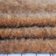 160-3084 - Завитой мохер, 25 мм - медный с темными кончиками