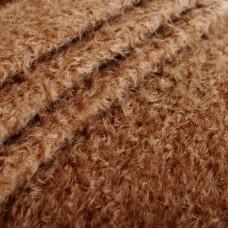 162-3111 - Завитой мохер, 25 мм, коричневый