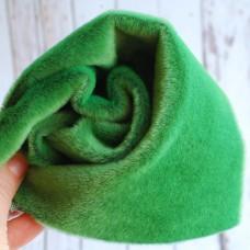 SM-04 - Мех смоки для мини-тедди - зеленый