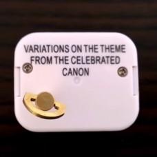 Музыкальный механизм - Canon In D