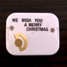 Музыкальный механизм - Merry Christmas