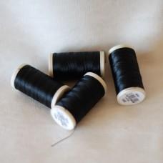 N-1000 - Нить для шитья Nylbond - черная